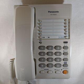 電源が無いところで使えるワンタッチ電話機