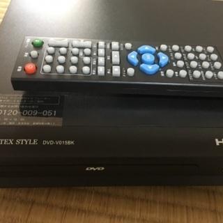 VERTEX 据置型DVDプレーヤー