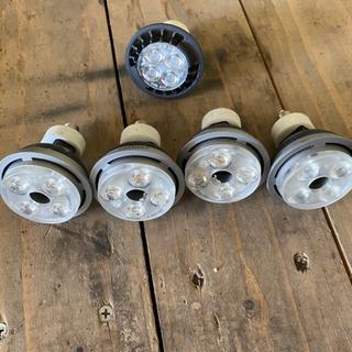 PHILIPS LEDスポットライト 電球5個セット
