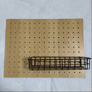 デザインボード 小物 物置き 木材