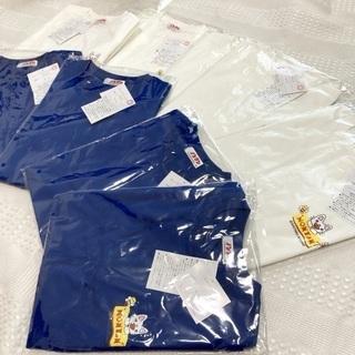 新品ノンタンプリント Tシャツ 残り白4 レディースM(メンズS)