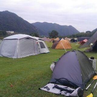 東海地方のキャンプ場の予約代行します。
