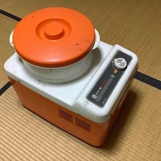 タイガーの餅つき機 昭和の家電