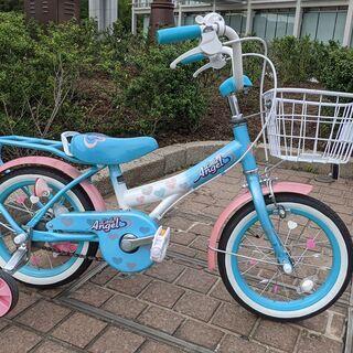 子ども用自転車 14インチ Little Angel-19(ライ...