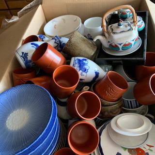 陶器 皿 湯呑み等