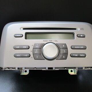 ダイハツ タント L375S 純正オーディオ CD・チューナー 中古品