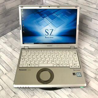 【ネット決済・配送可】SSD256GB Panasonic CF...