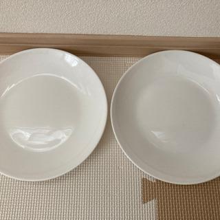 春のパン祭り皿 2枚セット 中古 お皿の断食(*´︶`*)♡