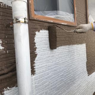 外壁屋根の塗り替えします!