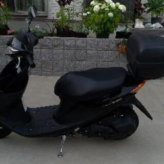 原付バイク SUZUKI ADDRESS V50 中古車