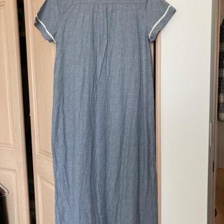 Mサイズ ロングワンピース 夏服 妊婦さんにも(⑅•ᴗ•⑅)◜..°♡ - 服/ファッション