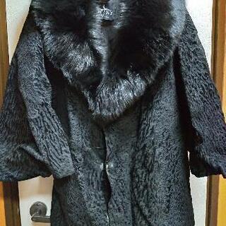 ❇️購入価格58万円 ベビーラム フォックス 毛皮コート 和装コート