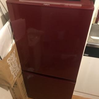 aqua 冷蔵庫 157L