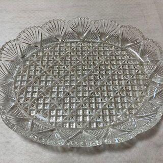 ガラスフルーツ皿(あげます)