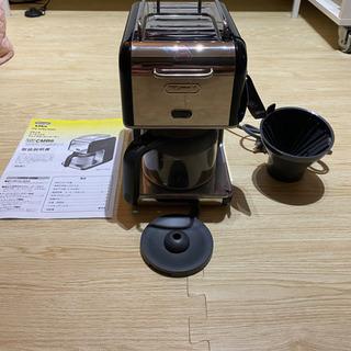 デロンギのコーヒーメーカーです。