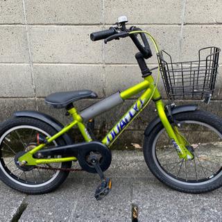 【ネット決済・配送可】【子供自転車】16インチマウンテンバイク ...