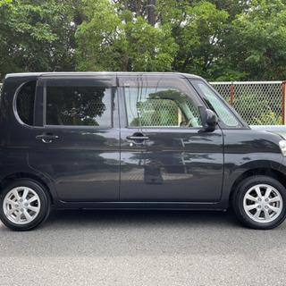 平成21年 タント X L375S ブラック 走行7.5万キロ 車検対応可 - 横須賀市
