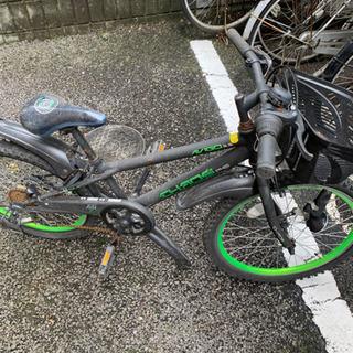 【ネット決済】子供用の自電車。