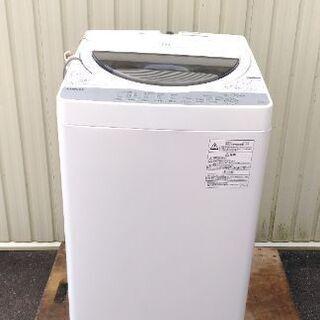 値下げ 全自動洗濯機 TOSHIBA AW-6G6 2017年 ...