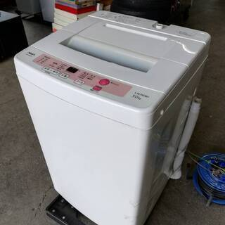 【060802】全自動電気洗濯機 ハイアールアジア AQUA A...