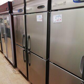 冷凍庫 業務用 中古 630 200v 2枚扉