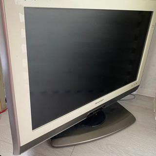 SHARP 26型BDレコーダー内蔵液晶カラーテレビ LC26DV7