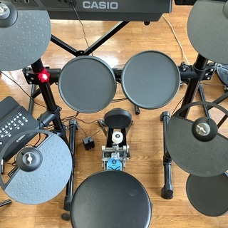電子ドラム DTX450K ペダル•イス付