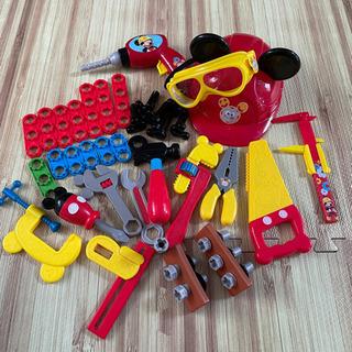 ミッキーマウス コストコ 工具セット