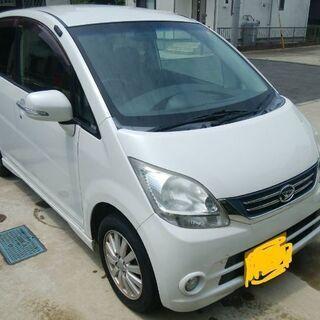 ムーヴ パールホワイト 車検令和5年6月までコミ込みで20万円!