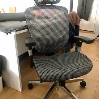 【ネット決済】【値下げしました】アイリスプラザ オフィスチェア