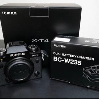 FUJIFILM X-T4(ブラック)