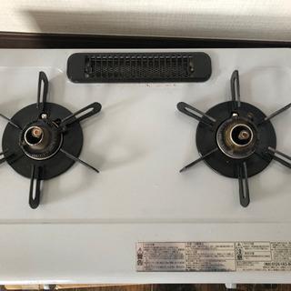 都市ガス用 コンロ(温度センサー付き) - 葛飾区