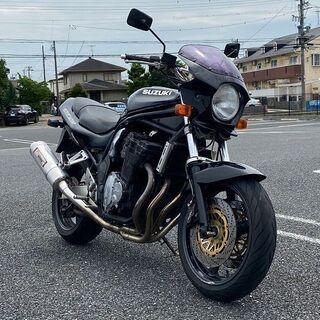 希少 スズキ GSF1200 ヨシムラマフラー ビキニカウル リ...