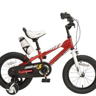 子供用自転車 14インチ レッド (4941)