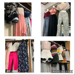 8/19 13:00-18:00🇺🇸レディース服大量❤️ - 服/ファッション