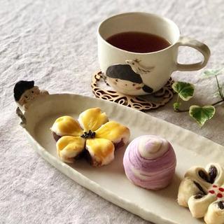 中国点心とお茶を味わいながら、中国語を勉強しませんか