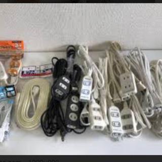 要らない延長コード コードリール ACアダプター 家電配線…