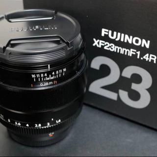 FUJINON XF23mmF1.4 R