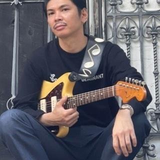 入会金、教材費ナシ!現役ミュージシャンのマンツーマンのギターレッ...
