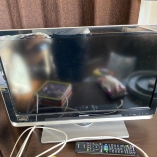 【ネット決済】テレビ本体 SHARP製2011年式