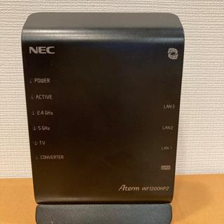 NEC Wi-Fiルーター