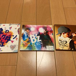 B'z CD×3枚