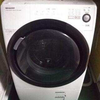 ドラム式洗濯機 5.5キロ