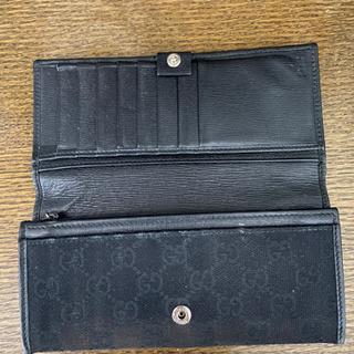 【ネット決済】GUCCI長財布