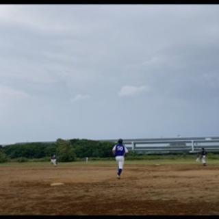 ⚾️新設野球チーム⚾️メンバー募集‼️