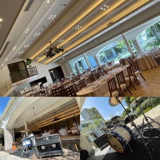 結婚式 披露宴.二次会専門 バンド演奏機材レンタル専門店の画像