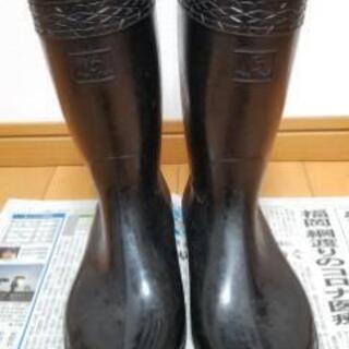 長靴(24 cm EE) 中古