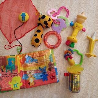 低月齢用 赤ちゃん おもちゃ