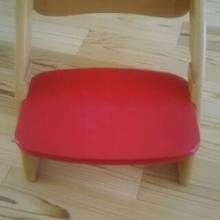 ミキハウス 子供用椅子