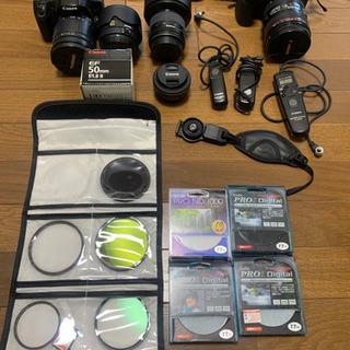 【ネット決済】Canon SIGMA SAMYANG ボディ レ...